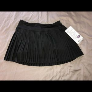 Lululemon Pleat to Street Skirt II